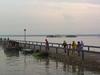 Jetty In  Teluk  Sengat