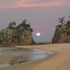 Rocks At Kemasik Beach