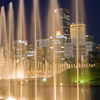 KLCC Park - Fountain Night