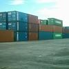 Kuantan Port Container Yard