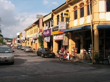 View Of Kulim Town