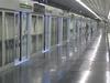 A Platform Of The Onze De Setembre Station