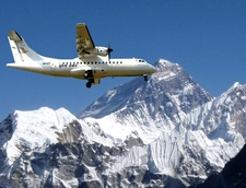 Mountain Flight In Everest Region2