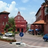 Malacca Stadthuys Square