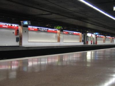 Bellvitge Station