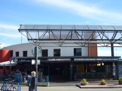 Laurentina Station