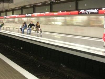 Glòries Station