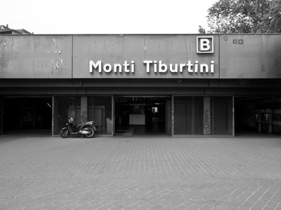 Monti Tiburtini Station