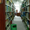 National Taiwan Library Shelves