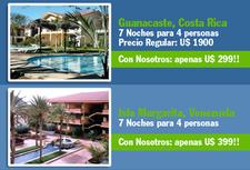 Promocion Costa Rica Venezuela La Casa Del Turismo Alsomarse