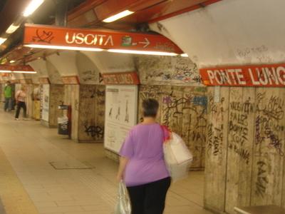 Ponte Lungo Station