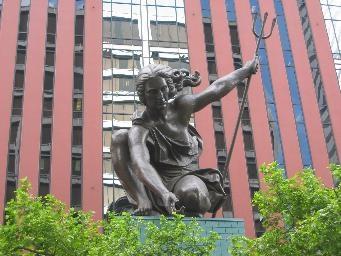 Portlandia Sculpture