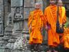 Preah  Pithu  T  Monks     Siem  Reap