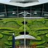 The Putrajaya International Convention Center