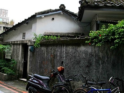 Qidong Street Japanese Houses