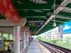 Qilian  Station  Platform