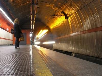 Spagna Station