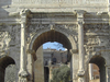 Another View Of The Arch Of Septimius Severus