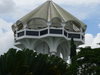 Roof Of  Kuching  Civic  Centre