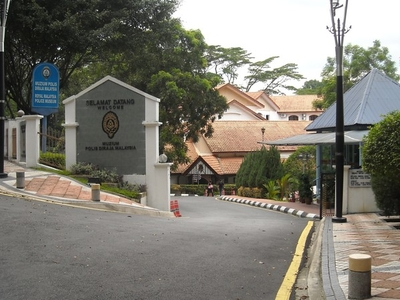 Royal Malaysian Police Museum