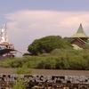 Sanggar Agung Temple Surrounded By Mangrove 2 C Surabaya Indonesia