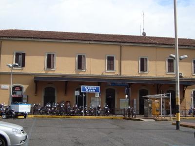 Roma Tuscolana Railway Station