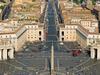 The View Down Via Della Conciliazione