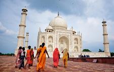 Tour Of Taj Mahal