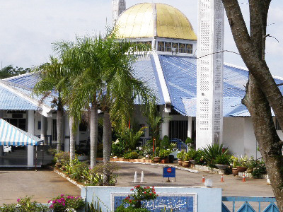 Tengku  Ampuan  Afzan  Mosque