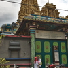 The Gopuram Of Sri Mariamman Temple Medan