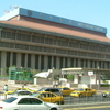 Exterior Of Taipei Railway Station