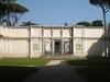 Villa Giulia Court, Giorgio Vasari