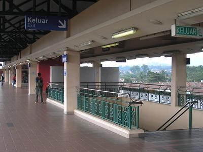Wangsa Maju LRT Station