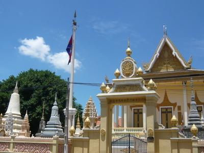 Wat . Botum . Vattey . Phnom . Penh . 1 . Cambodge
