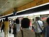 Yongan  Market  Station  Platform