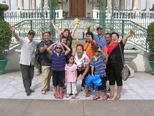 View At Silver Pagoda Phnom Penh