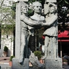 The Memorial For Abdi İpekçi On The Street