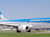 An Aerolíneas Argentinas Boeing 737-800 At The Airport
