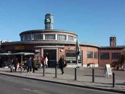 Berlin Feuerbachstraße Station