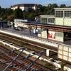 Berlin Bornholmer Straße Station
