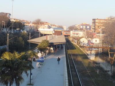 Bakırköy Railway Station