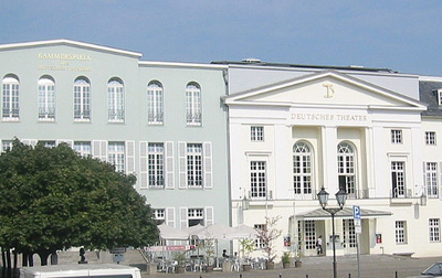 Deutsches Theater (right)