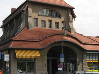 Berlin-Frohnau Station