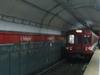 Carlos Pellegrini Station Platform
