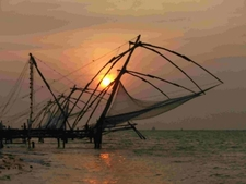 Cochin Chinese Fishing Nets