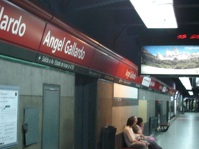 Ángel Gallardo Platform