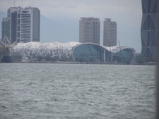 Constructing Kaohsiung Exhibition And Convention Center