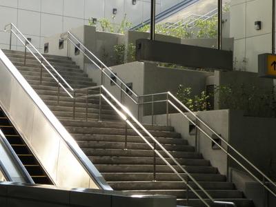 Exit  3 Of  Martial  Arts  Stadium  Station