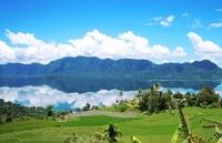 Maninjau Lake West Sumatra