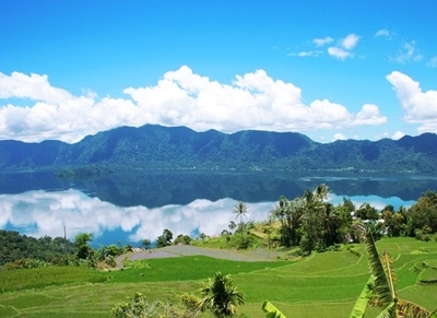 Maninjau Lake West Sumatra